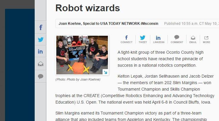 Robot Wizards