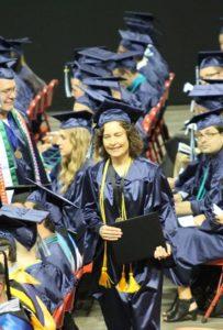 NWTC graduate Joan Koehne