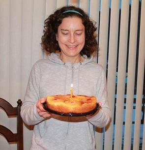 Joan Koehne on birthday