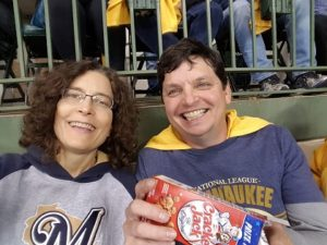 Milwaukee Brewers fans
